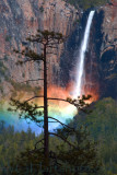 Bridalveil Falls Rainbow
