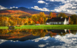 Reflections Of New England