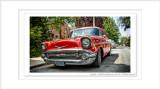 2014 -1957 Chevrolet Bel Air - Toronto, Ontario - Canada