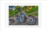2014 - Harley Davidson , Rouge Valley Cruisers - Toronto, Ontario - Canada