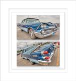 2014 - 59 Dodge Coronet - Wasaga Beach Cruisers Car Show, Ontario - Canada
