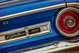 2015 - Ford Galaxie 500, Rouge Valley Cruisers - Toronto, Ontario - Canada