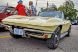 2015 - 1965 Corvette Stingray, Rouge Valley Cruisers - Toronto, Ontario - Canada