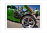 2015 - 1933 Ford V8 Hot Rod, Wheels on the Danforth - Toronto, Ontario - Canada