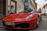 2015 - Ferrari F430, Rothenburg - Germany