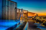 2016 - Ria Formosa Lounge Bar - Hotel Faro Rooftop, Algarve - Portugal (HDR)