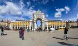 2015 - Praça do Comércio - Arco da Rua Augusta, Lisboa - Portugal