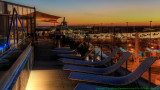 2016 - Hotel Faro Rooftop Pool & Ria Formosa Lounge Bar, Algarve - Portugal (HDR)