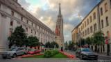 2016 - Matthias Church & Hilton Hotel (Buda), Budapest - Hungary