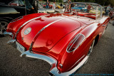 2016 - 58 Red Corvette, Rouge Valley Cruisers Night - Toronto, Ontario - Canada