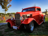2016 - 32 Ford Classic, Red Snow - Wasaga Beach Cruisers, Ontario - Canada