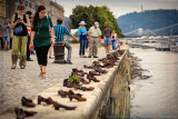2016 - Shoes on the Danube Bank, Budapest - Hungary