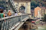 2016 - Chain Bridge, Budapest - Hungary