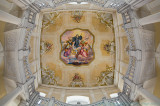2016 - Ceiling at Melk Abbey, Melk - Austria
