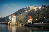 2016 - Early morning in Passau - Germany