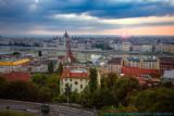 2016 - View from Fisherman's Bastion (Halaszbastya), Budapest - Hungary