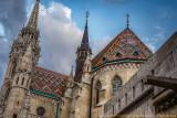 2016 - Matthias Church - Buda, Budapest - Hungary