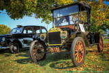 2016 - Ford Model T (1914), Stouffville Motorfest, Ontario - Canada