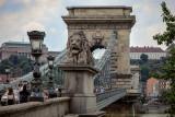 2016 - Chain Bridge (Széchenyi Lánchíd), Budapest - Hungary