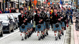 For Freedom Pipe Band