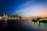 Hong Kong - The City of Nights (Lights)
