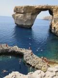 Gozo - The Azure Window & Blue Hole