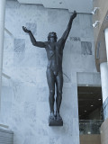 Man and Freedom by Ivan Mestrovic