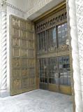 Plummer Building Bronze Doors by Charles (Carlo) Brioschi
