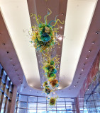 Chandeliers by Dale Chihuly