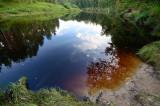 Paddling Kerzhenets river