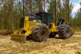 Cat Log Skidder