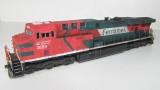 FXE 4659 - InterMountain ES44AC