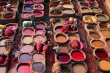 Fez tanneries and other skin processing