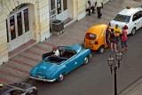 (78)   Chevrolet convertible