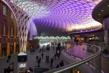 King's Cross St. Pancras station