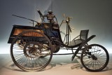 Benz Motor-Velociped