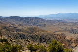 From Keys View lookout
