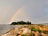 Double Rainbow Over Georgian Bay.jpg