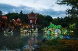 Jardins de lumière - Jardin Botanique de Montréal