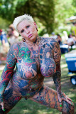 Indiana - Nudes A Poppin' 2013 - Black Widow