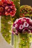 10.  At the Philadelphia Flower Show.