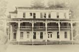 28.  Old inn at Lexington, NY, in the Catskills.
