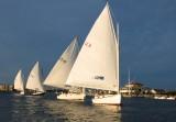 48.  The twilight sail.