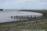 The Breakwater of Lauwersoog