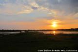 Sunset in the Biesbosch