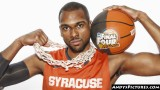 Syracuse Orange forward James Southerland
