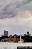 Denver's City Park & downtown