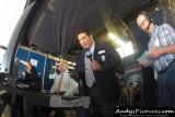 CBS Sports behind the scenes - Greg Gumbel & Dan Dierdorf