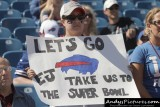 Buffalo Bills fan