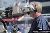 CBS Sports camera operator